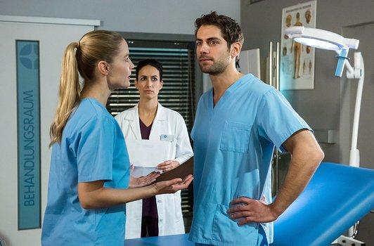 In aller Freundschaft - Die jungen Ärzte - Staffel 5