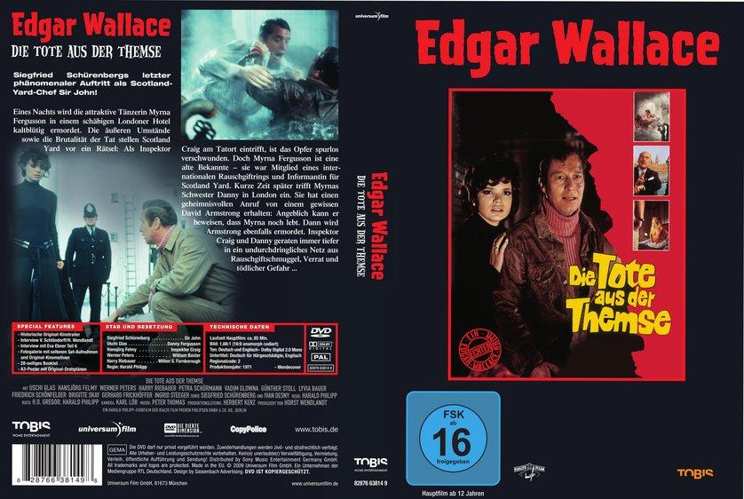 Edgar Wallace Die Tote Aus Der Themse