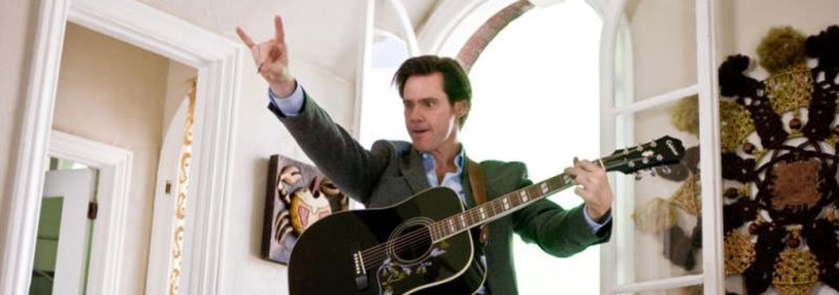 Jim Carrey: Der 'Ja-Sager' sagt 'ja' zu Mr. Poppers Pinguinen!