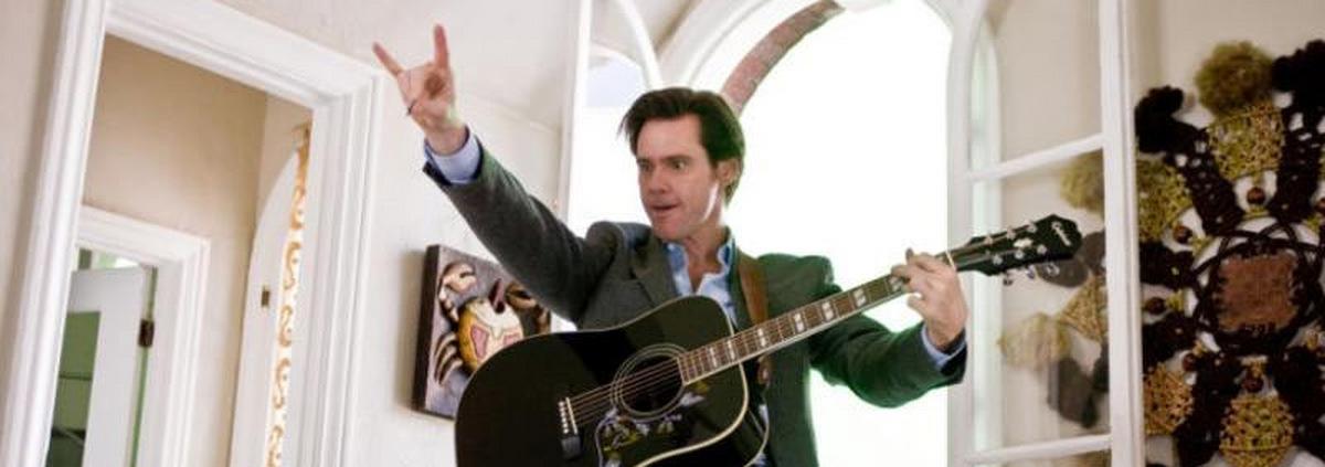 Jim Carrey: Der 'Ja-Sager' sagt 'ja' zu Mr. Poppers Pinguinen!