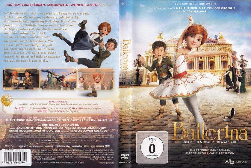Ballerina - Gib Deinen Traum Niemals Auf Stream