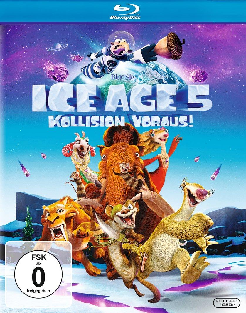 kinostart ice age 5 deutschland