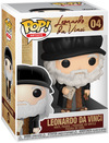 Funko Artists - Leonardo da Vinci Vinyl Figur 04 powered by EMP (Funko Pop!)