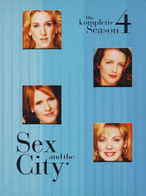 Sex and the City - Staffel 4