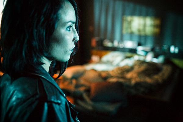 Noomi Rapace als Lisbeth Salander