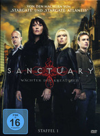 Sanctuary - Staffel 1