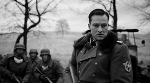 Alexander Fehling in 'Der Hauptmann'
