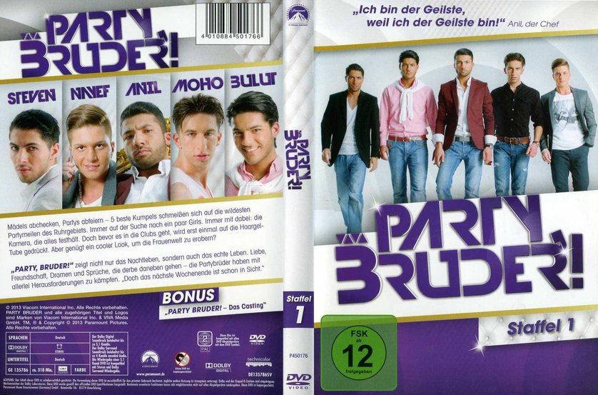 Party, Bruder!   Staffel 1: DVD oder Blu ray leihen   VIDEOBUSTER.de