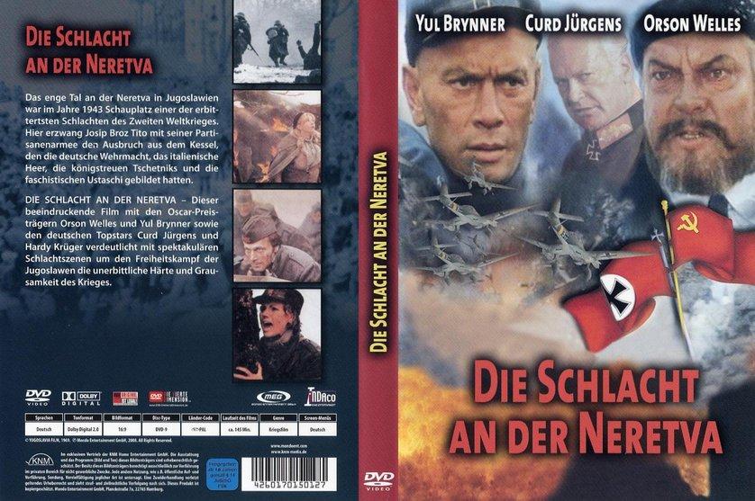 Bildergebnis für die schlacht an der neretva dvd