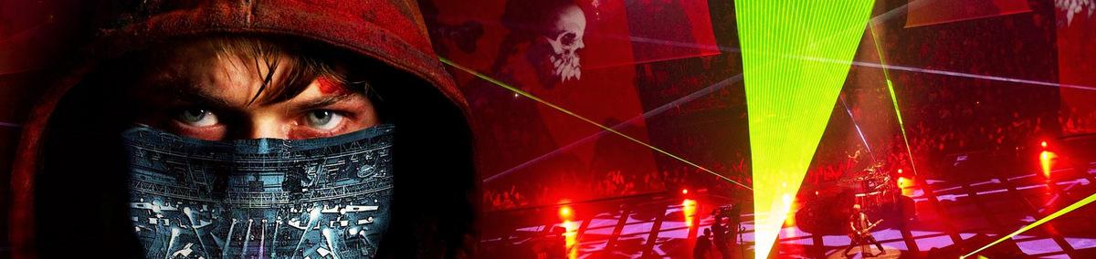 Shooting-Star Dane DeHaan in Nimród Antals 'Metallica Through the Never' (USA 2013) © Ascot Elite