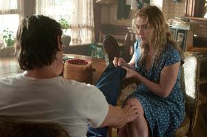Josh Brolin und Kate Winslet in 'Labor Day'