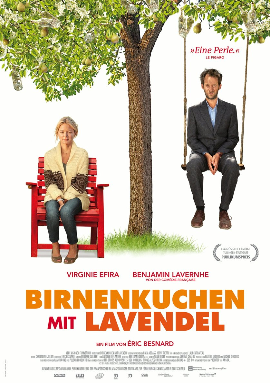 Birnenkuchen mit Lavendel: DVD oder Blu-ray leihen - VIDEOBUSTER.de
