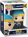Ninja Ninja Vinyl Figur 52 powered by EMP (Funko Pop!)