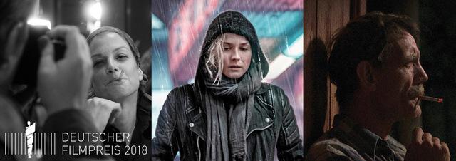 Deutscher Filmpreis 2018: Die Gewinner des Deutschen Filmpreises 2018