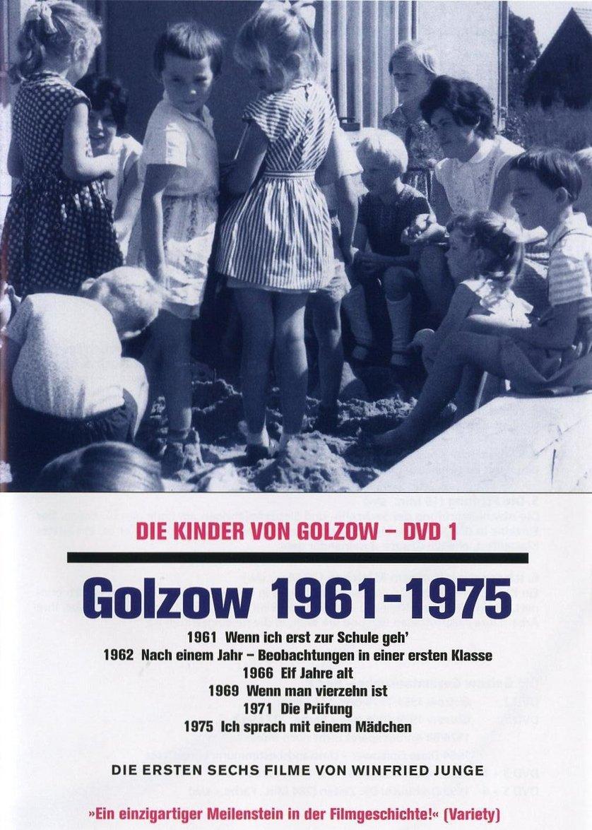 Die kinder von golzow golzow 1961 1975 dvd oder blu ray for Die kinder des