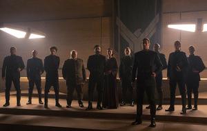 Die Stars im neuen 'Dune' (USA/Kanada 2021) © Legendary Pictures / Warner Bros.
