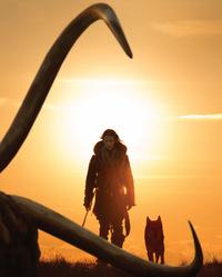 Kodi Smit-McPhee in 'Alpha'