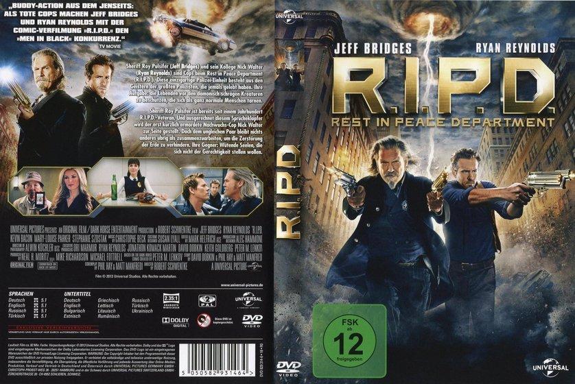 R.I.P.D.: DVD oder Blu-ray leihen - VIDEOBUSTER.de R.i.p.d. Dvd