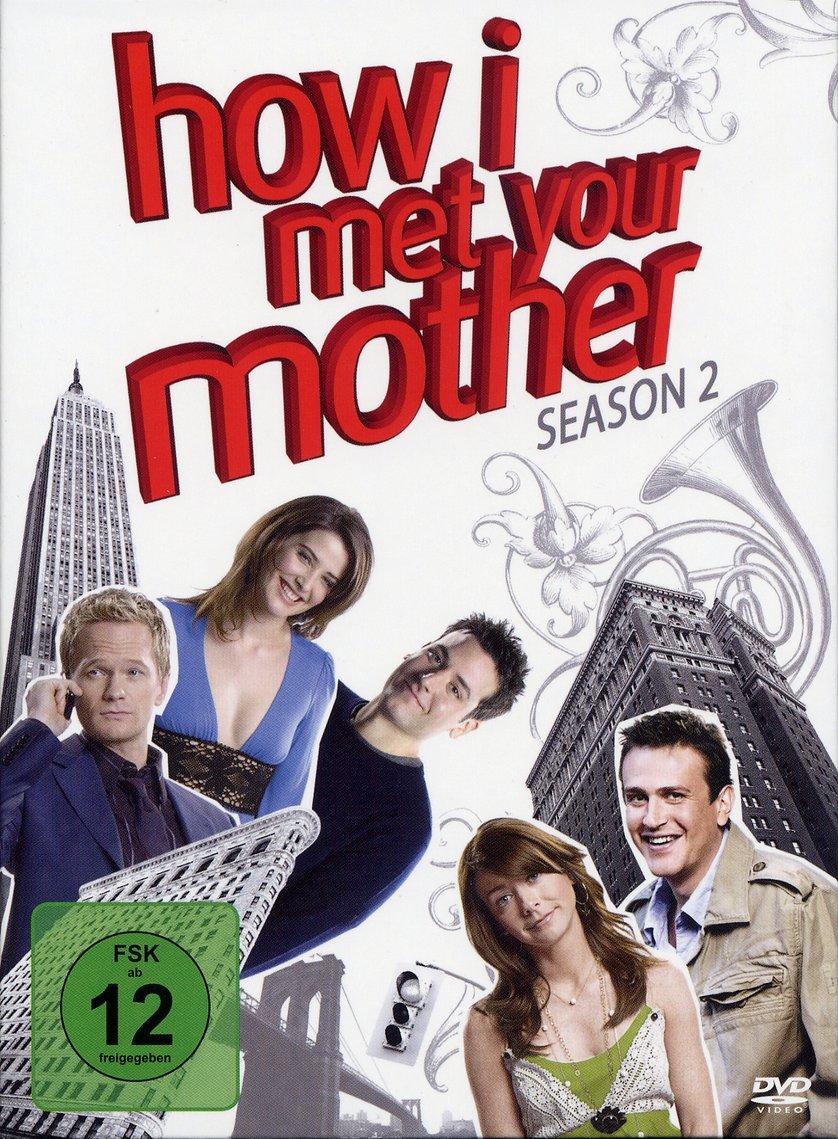 How I Met Your Mother Staffel 2