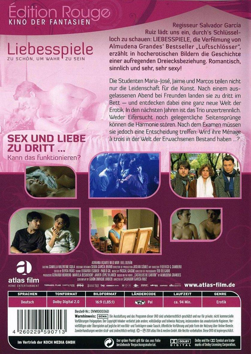 liebesspiele trailer