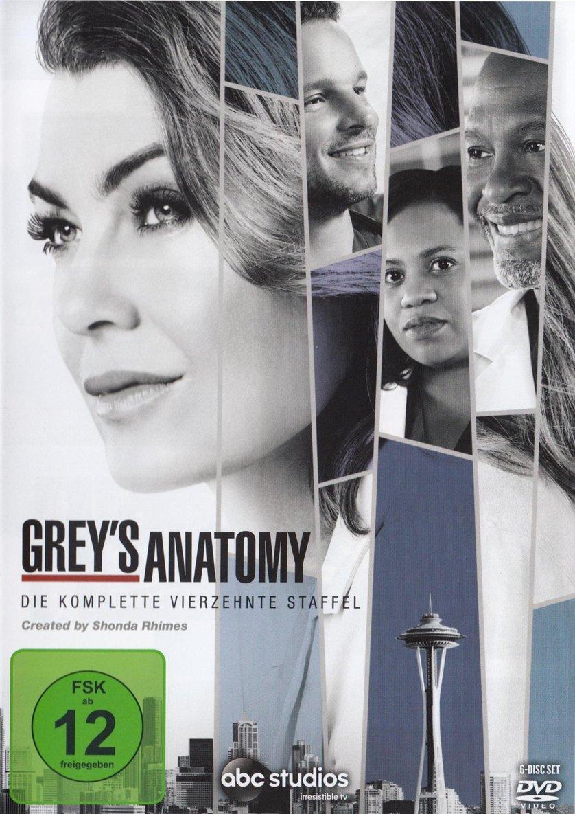 greys anatomy staffel 14 start deutschland
