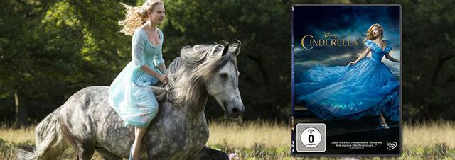 Cinderella: Zauberhaft schön - Cinderella neu im Verleih