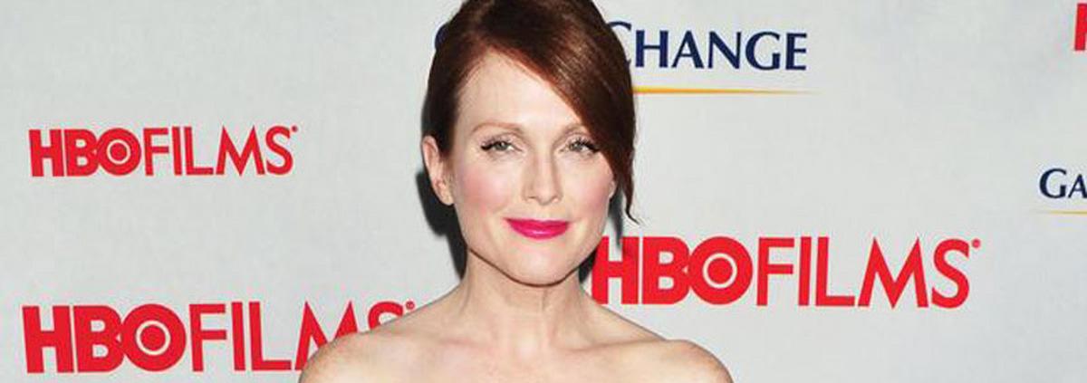 Julianne Moore: Sie tun es wieder! Moore mit Liam Neeson in 'Non-Stop'