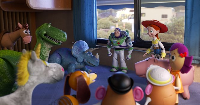 Toy Story 4 - A Toy Story
