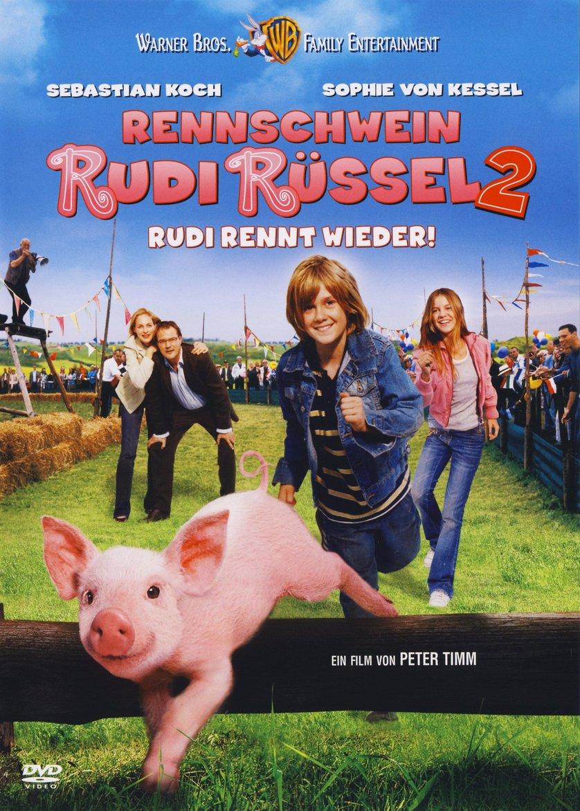 Rennschwein Rudi Rüssel 2: DVD oder Blu-ray leihen