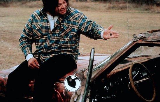 Zwei Cheyenne auf dem Highway