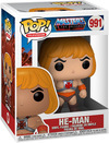Masters Of The Universe He-Man Vinyl Figur 991 powered by EMP (Funko Pop!)