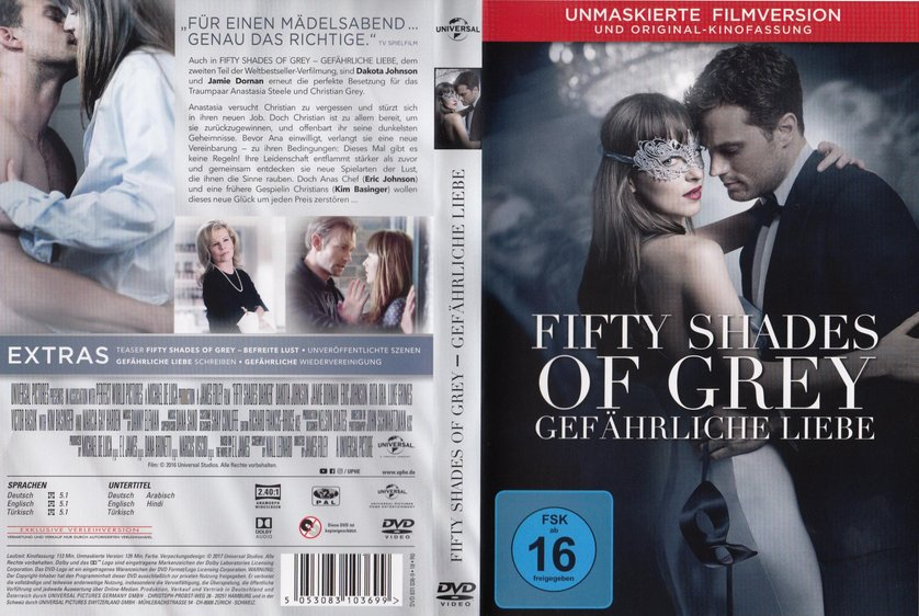 fifty shades of grey h rbuch deutsch