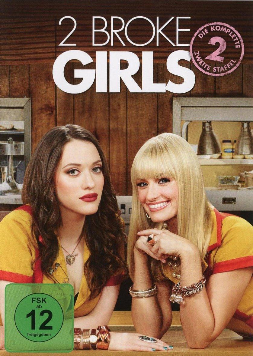 2 Broke Girls Darsteller