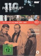 Polizeiruf 110 - MDR-Box 4 (1999 - 2001)