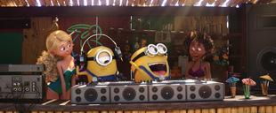 Einfach unverbesserlich: die Minions © Universal Pictures