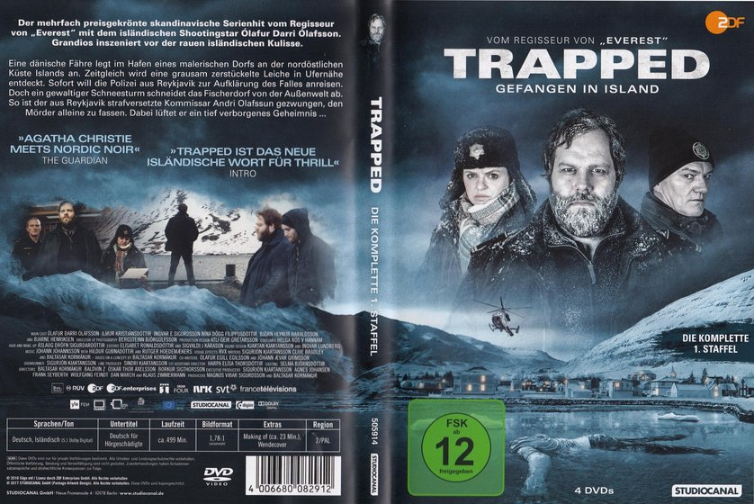 Trapped Staffel 2