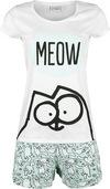 Simon's Cat Meow powered by EMP (Schlafanzug)