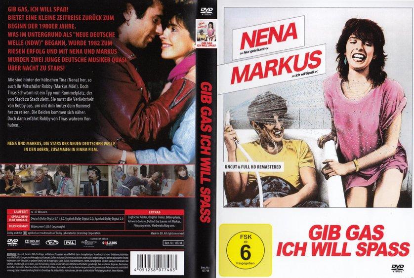 Gib Gas, ich will Spaß: DVD oder Blu-ray leihen