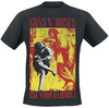 Guns N' Roses Illusion - Get In The Ring powered by EMP (T-Shirt)