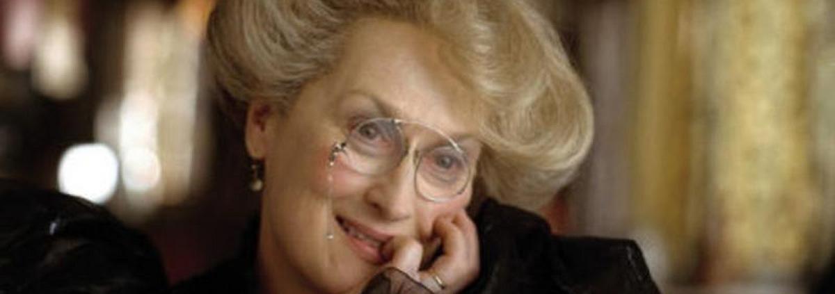 Meryl Streep: Eiserne Lady mit Therapiebedarf