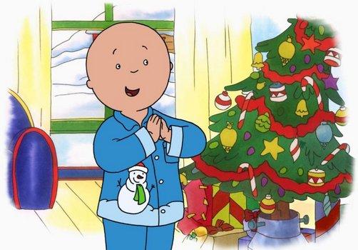 Caillou Weihnachten.Weihnachten Mit Caillou Dvd Oder Blu Ray Leihen Videobuster De