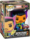 Marvel Black Light - Doctor Strange Vinyl Figur 651 powered by EMP (Funko Pop!)