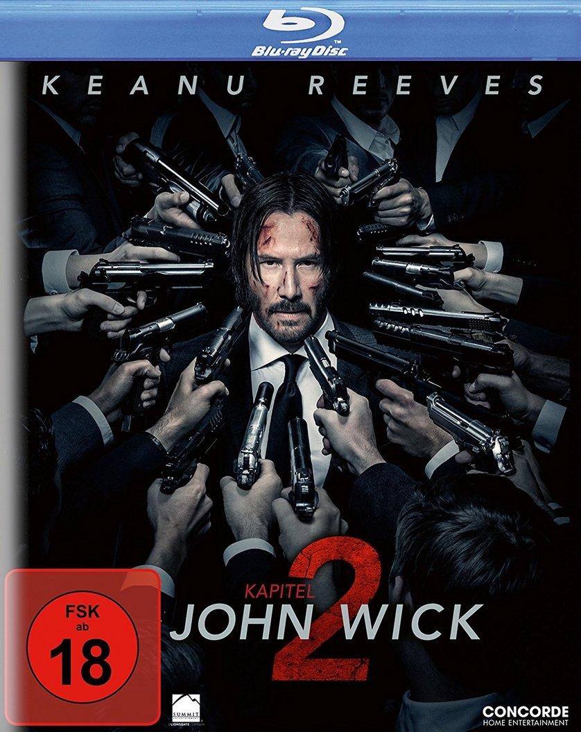 John Wick 2 Fsk