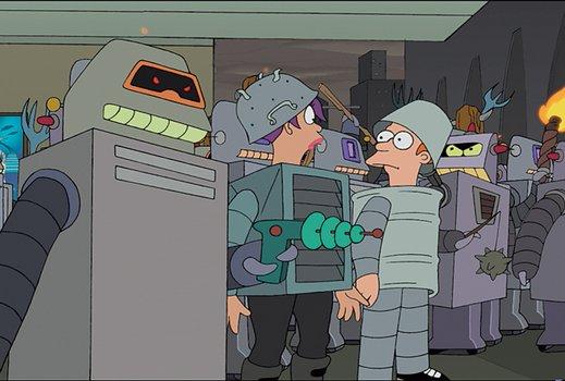 Futurama Staffel 1