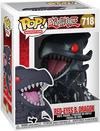 Yu-Gi-Oh! Red-Eyes Black Dragon Vinyl Figur 718 powered by EMP (Funko Pop!)