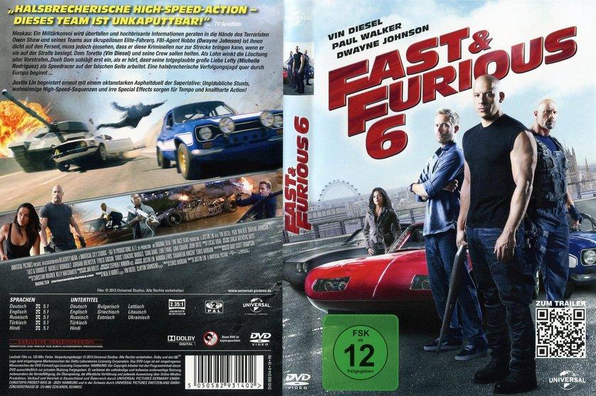Fast & Furious 6 Stream Deutsch