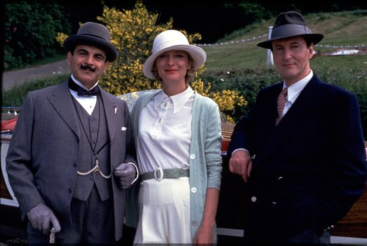 Agatha Christie - Poirot Collection 7