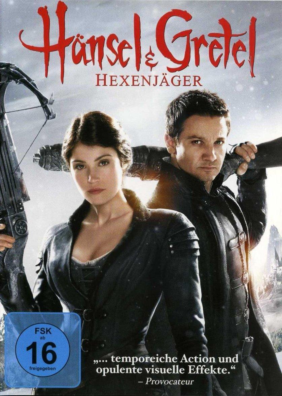 Hänsel und Gretel - Hexenjäger: DVD oder Blu-ray leihen - VIDEOBUSTER.de