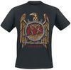 Slayer Seasons Gold Eagle powered by EMP (T-Shirt)