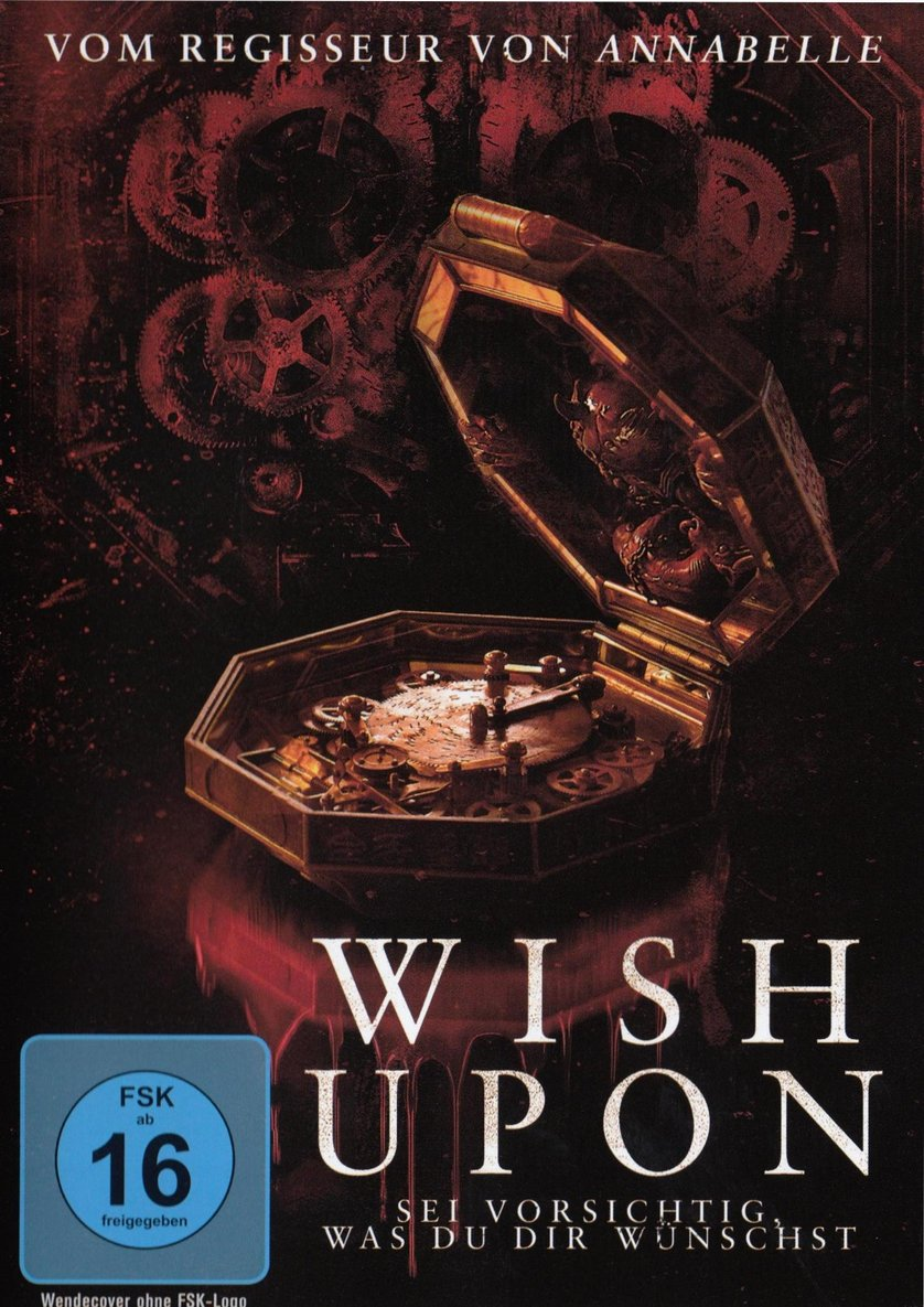 wish upon deutsch stream